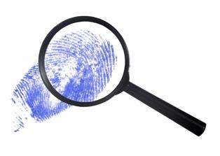تشخیص هویت با استفاده از اثر انگشت