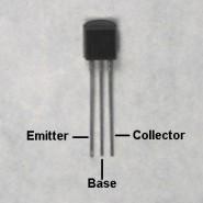 ساختمان داخلی یک ترانزیستور