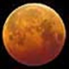 ماه گرفتگی بامداد 27 مردادماه 1387
