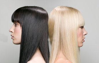 چرا موها به سپیدی می گراید؟