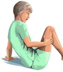 گرفتگي و درد عضلات را چگونه برطرف كنيم