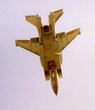 عمود پرواز Yak-141