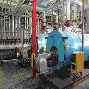 پروژه حرارت مرکزی با آب گرم