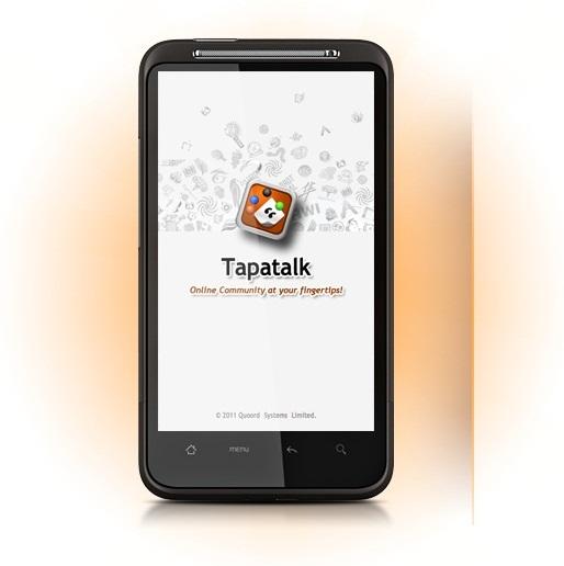 راهاندازی سیستم Tapatalk در سایت دانشجو