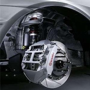 طراحی و ساخت سیستم ترمز هوشمند خودرو