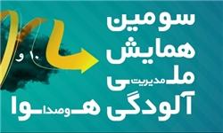 دانشگاه شریف و برگزاری سومین همایش آلودگی هوا و صدا