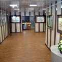 افتتاح نگارخانه دانشجویی جهاد دانشگاهی دانشگاه هنر