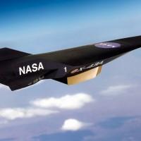 هواپیماهای فوق سرعتی ناسا در راهند
