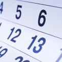 تغییر تقویم در گذر زمان