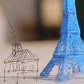 پرینترهای سه بعدی جدید قلمی