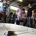 آغاز مسابقات ملی رباتیک دانشجویی و دانش آموزی کشور