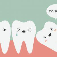 دندان درد و علت اصلی آن