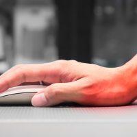 تکنولوژِی و نشانگان مجرای مچ دست