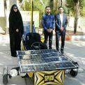 نخستین خودرو سبز ایران در خرم آباد