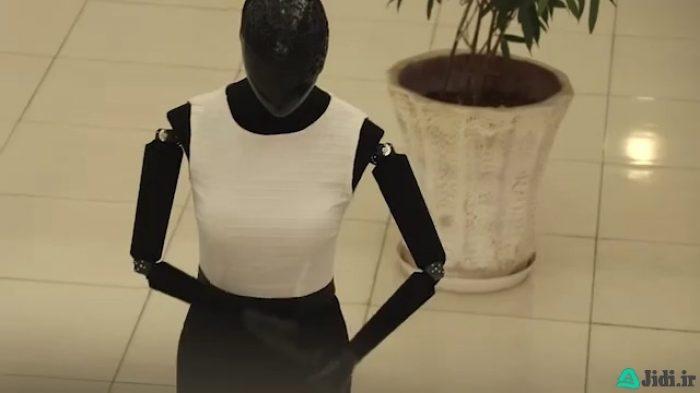 ربات دانشگاه شریف در بین ٨ طرح برتر دنیا