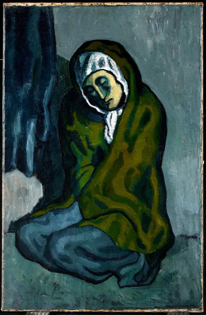 تقلب پیکاسو در نقاشی