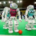 بزرگترین رویداد ورزشی ربات ها