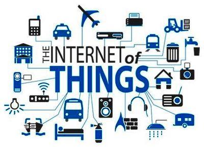 اینترنت برای اشیا