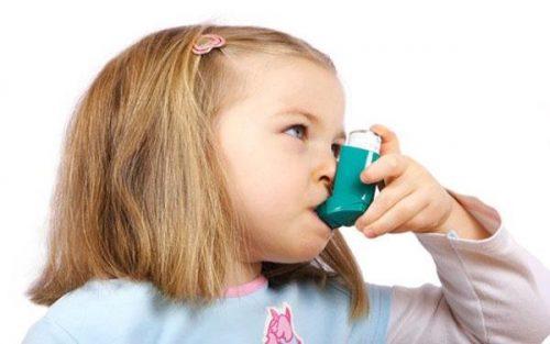 درمان بیماری آسم