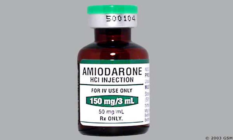 مصرف آمیودارون در دوران بارداری