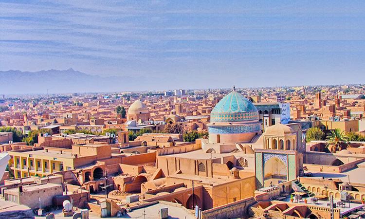 بنای تاریخی یزد