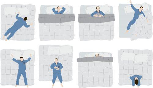 راهکار خواب راحت