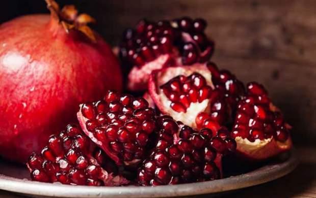میوه انار