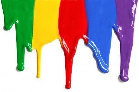 درمان با رنگ