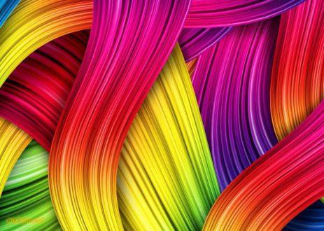 کاربرد رنگ ها