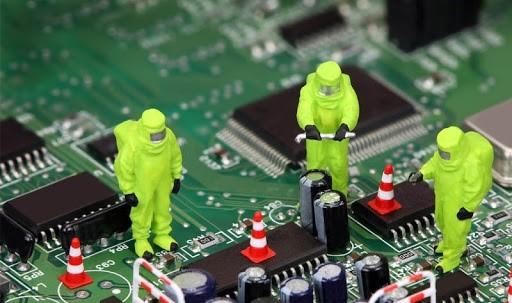 بازار کار شغل تعمیر برد الکترونیکی