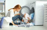 اثر مواد خشکشویی بر کودکان